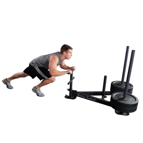 Body-Solid GWS100 Weighted Sled