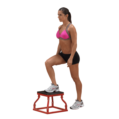 Body-Solid Plyo Boxes 6in - 42in