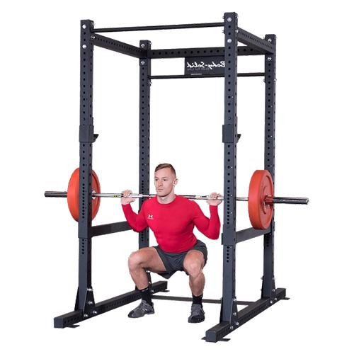 Body-Solid SPR1000 Power Rack