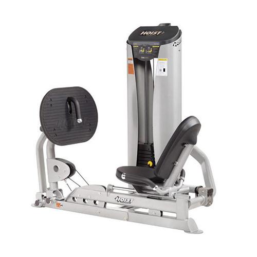 Hoist HD-3403 Leg Press:Calf Raise