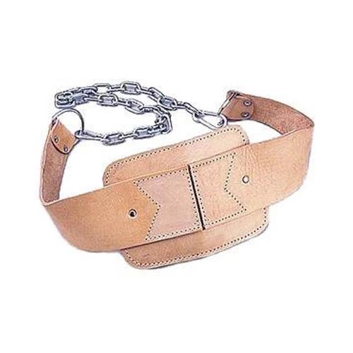 Leather Dip Belt
