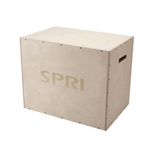 Plyo Box Wood Adjustable 20, 24, 30