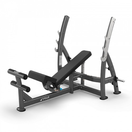 True XFW-8200 3-Way Press Bench with Plate Holders