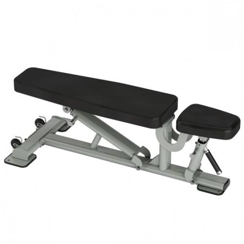 Spirit Fitness ST800FI Flat:Incline Bench