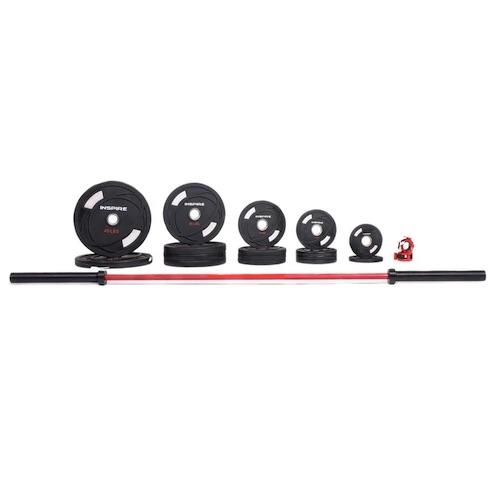 Inspire 1500 Olympic Bar-7' 1500 lb Rating