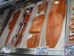 Granville Island Market Vancouver BC Fish