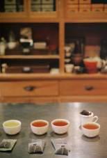 Smith Teamaker - tasting