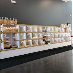 Oyatsupan Bakery Beaverton interior