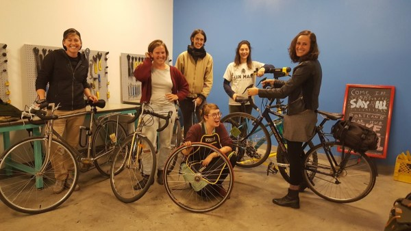 Women and Trans Wrench