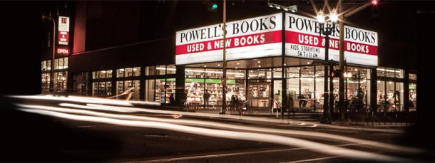 Powells books reopening