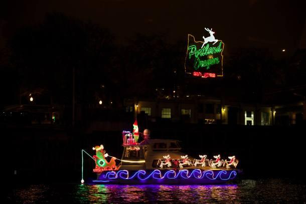 Christmas ships portland