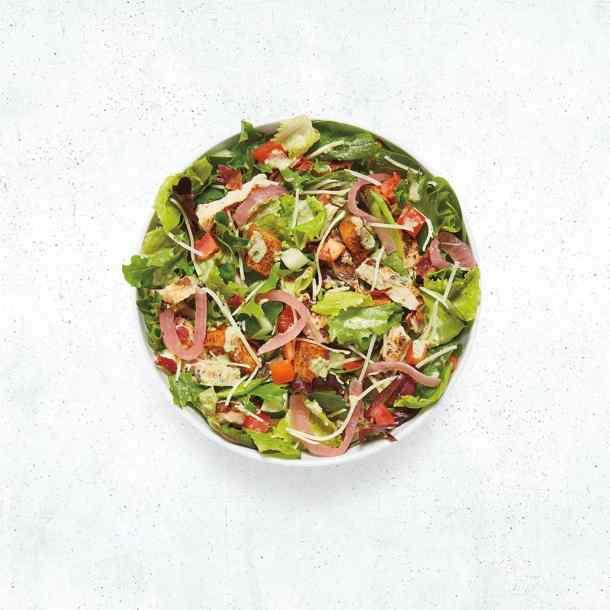 mod pizza free pizza salad