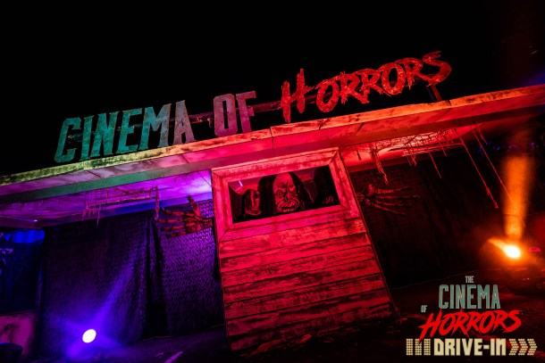 Cinema of Horrors Drive In