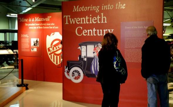 Seal Cove Museum displays