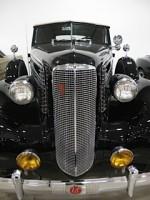 1937 LaSalle Roadster Convertible