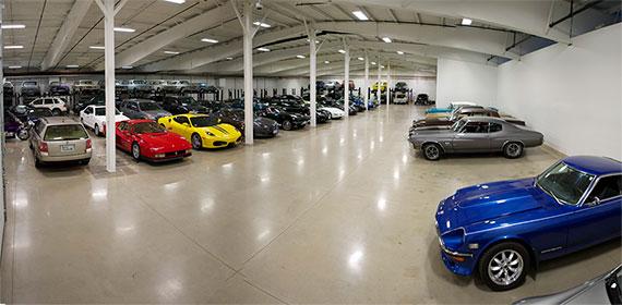 Portland Motor Club  - Main Facility