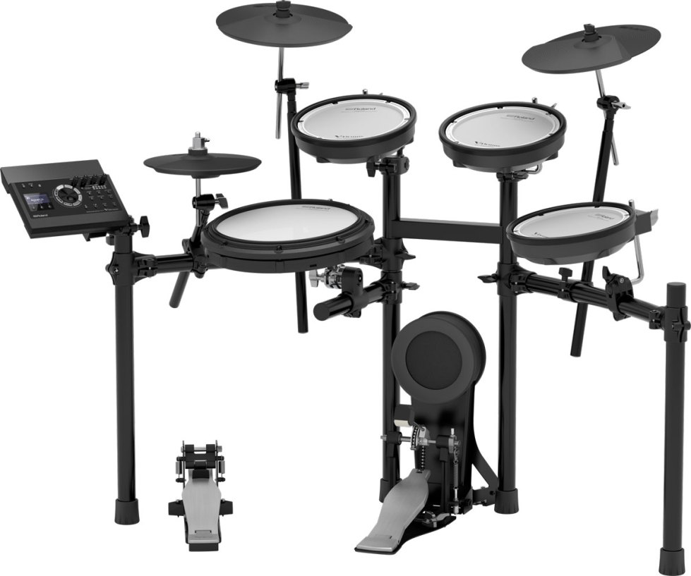 Roland TD-17KV, Electronic Drum Set With Mesh Pads