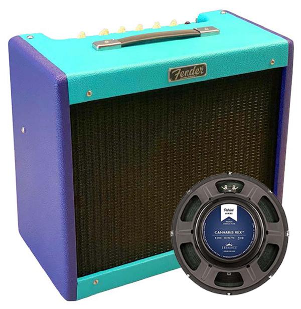 "Blues Jr IV ""Totally 80s"" Seafoam"