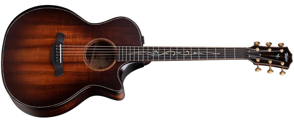 Taylor K24ce Builder's Edition, Acoustic Guitar