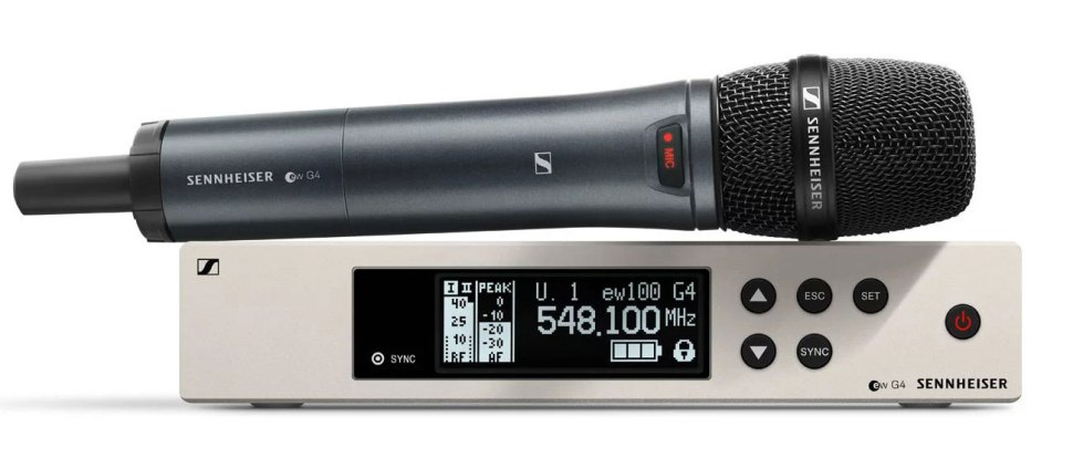 Sennheiser EW 100 G4-835-S, Wireless System