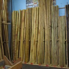 Bamboo in all sizes for your next project.