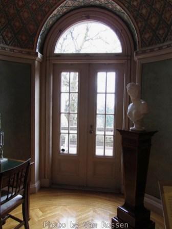 Doors to the veranda