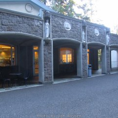 Visitor Center at The Grotto.