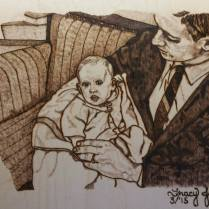 Father and Child - 2015