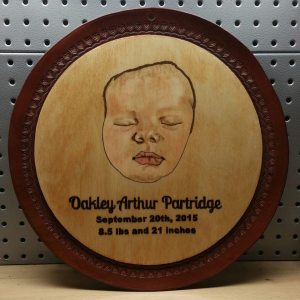 Birth Celebration Plaque