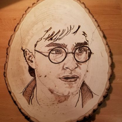 Harry Potter - Work In Progress 1