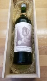 Completed Bottle in Wine Box