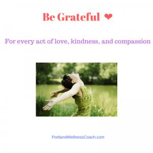 Be Grateful ❤
