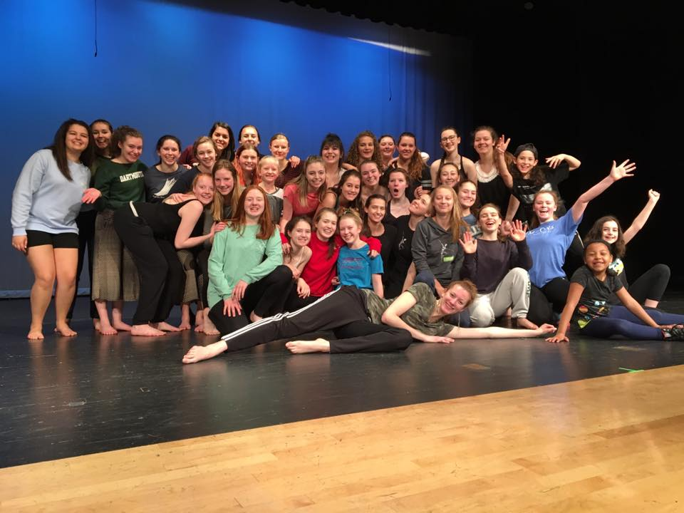 kids and teen dance company portland maine