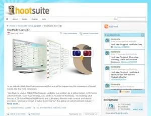HootSuite-3D