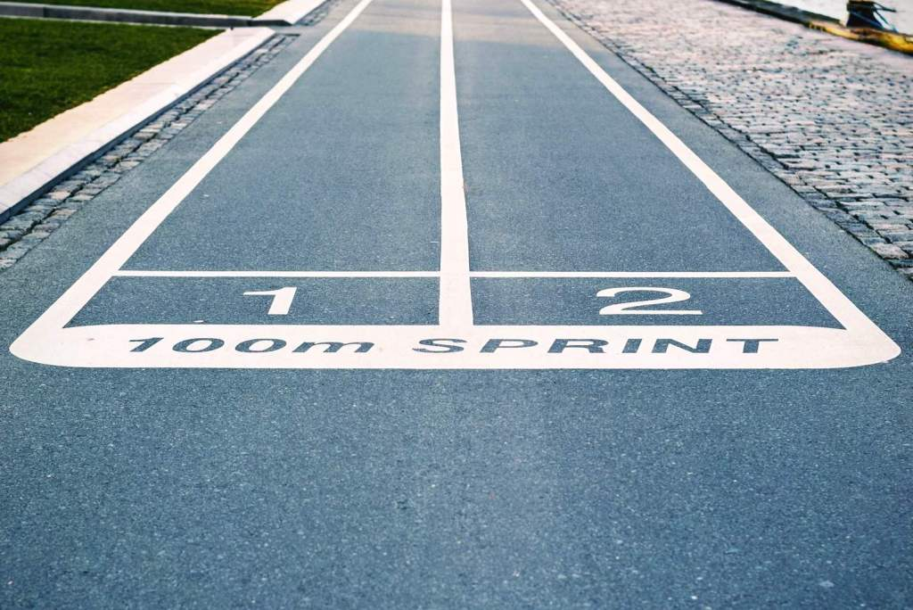 Image of starting lane for starting a business