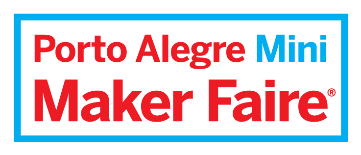 Porto Alegre Mini Maker Faire logo