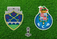 Chaves - FC Porto
