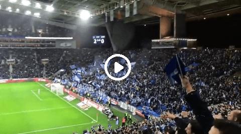 O novo cântico de apoio ao FC Porto para festejar o campeonato.
