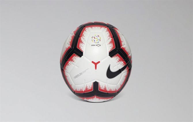 Nike anuncia a bola para a temporada de 2018/2019
