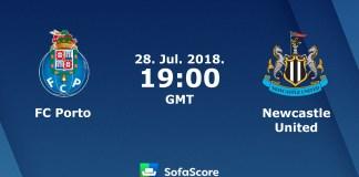 FC Porto - Newcastle
