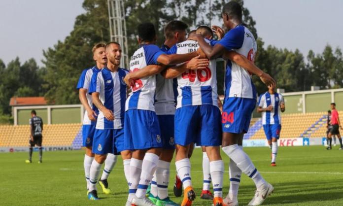 FC  Porto B vence Mafra por 3-0 [Segunda Liga]