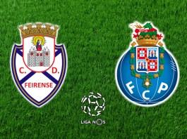 Feirense-FC Porto