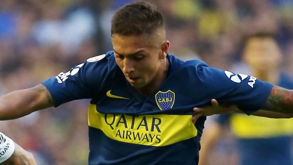 Agustín Almendra no radar do FC Porto para substituir Herrera