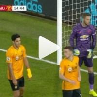 O fantástico golo de Rúben Neves frente ao United