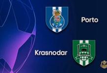 FC Porto - Krasnodar
