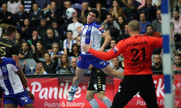 Resumo: Motor 33-29 FC Porto [Tala EHF]