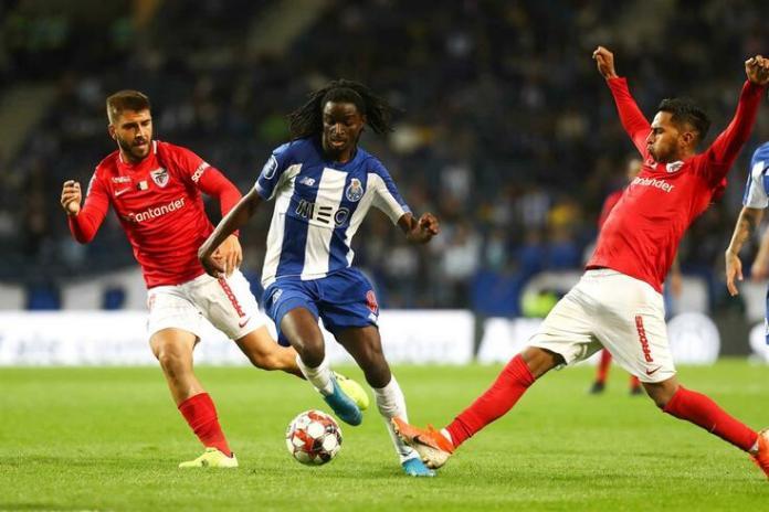 Romário Baró sem espaço no FC Porto