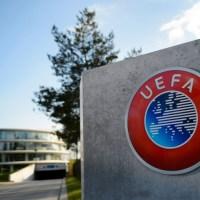 Comunicado da UEFA sobre as competições