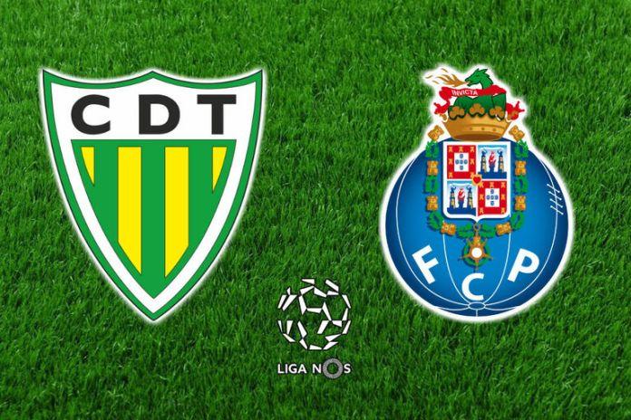 Link para ver o Tondela – FC Porto em directo Livestream