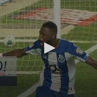Mbemba bisa e FC Porto está perto de vencer a Taça de Portugal
